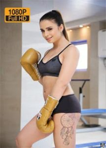 Mira Cuckold Extra workout in the gym 1080p