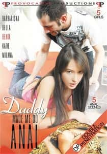 Daddy Made Me Do Anal (2017)