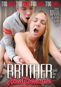 My Brother Gave Me An Anal Creampie (2016)