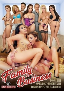 Family Business (2019) Family Porn Movie HD