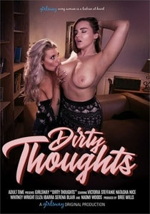 Dirty Thoughts (2020) Lesbian Porn Movie HD