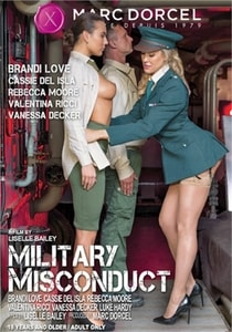 Military Misconduct (2018) Marc Dorcel Porn Movie HD