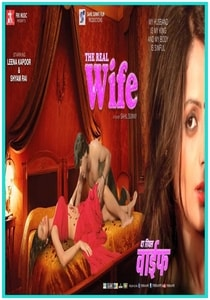 The Real Wife (2018) Hindi Movie Watch Online HD Print Download