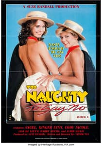 Too Naughty to Say No (1985) Classic Porn Video Watch Online HD