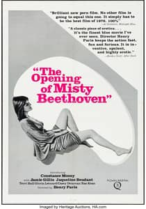 The Opening of Misty Beethoven 1976 Classic Porn Full Movie Watch Online HD