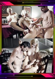 BIRTHDAY FUCKED UP ALL FAMILY THREESOME Porn Movie Online HD